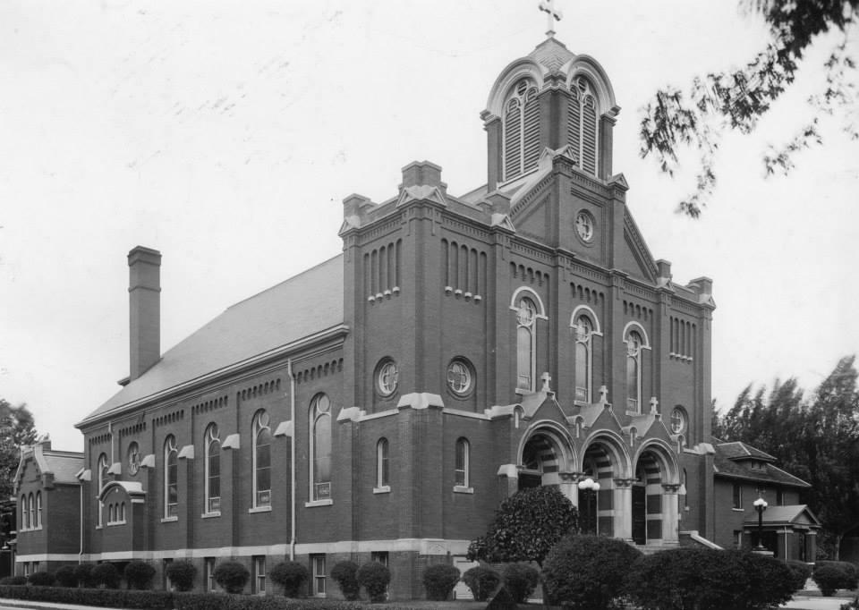 Holy Angels Catholic Church, N. 27th and Fowler Ave, North Omaha, Nebraska