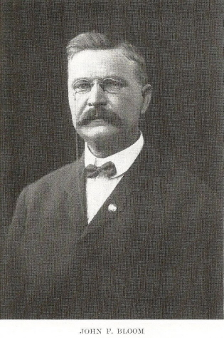 John Frederick Bloom (1874-1940), North Omaha, Nebraska