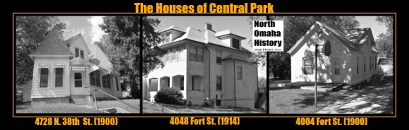 The Houses of Central Park, North Omaha, Nebraska