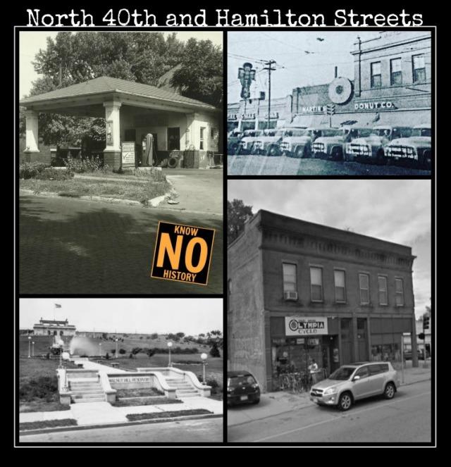 North 40th and Hamilton, North Omaha, Nebraska