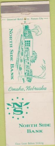 North Side Bank, N. 31st and Ames Avenue, North Omaha, Nebraska