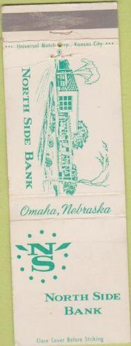 North Side Bank, N. 31st and Ames Avenue, North Omaha, Nebraska