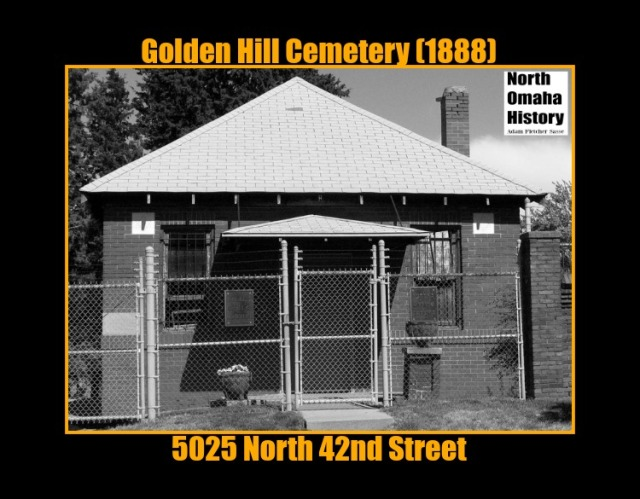 Golden Hill Cemetery, 5025 N. 42nd St., North Omaha, Nebraska