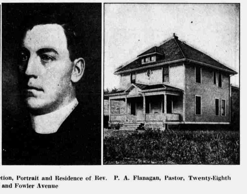 Father Patrick A. Flanagan