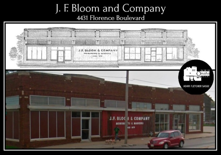 J. F. Bloom and Company, 4431 Florence Boulevard, North Omaha, Nebraska 68110