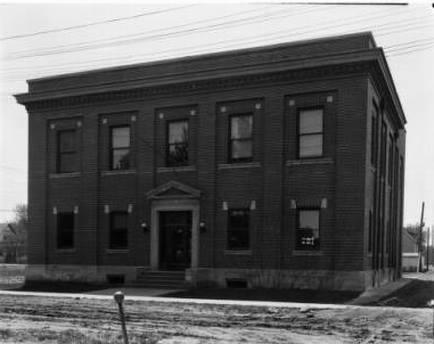 Kenwood Telephone Exchange Building, North 30th and Fowler Streets, Omaha, Nebraska