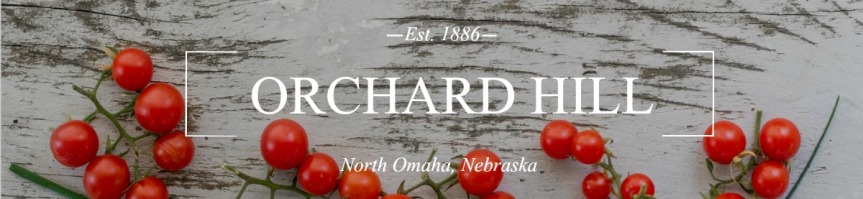 Orchard Hill Neighborhood, North Omaha, Nebraska