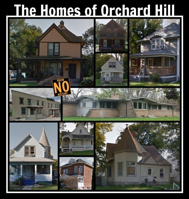 Orchard Hill, North Omaha, Nebraska