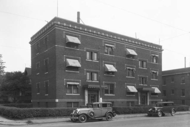 Marianna Apartments, 2311-15 North 16th Street, North Omaha, Nebraska