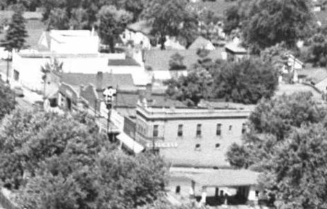 N. 40th and Hamilton, North Omaha, Nebraska