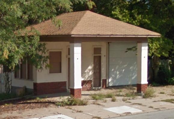 Masek Service Station, 1723 North 30th Street, North Omaha, Nebraska