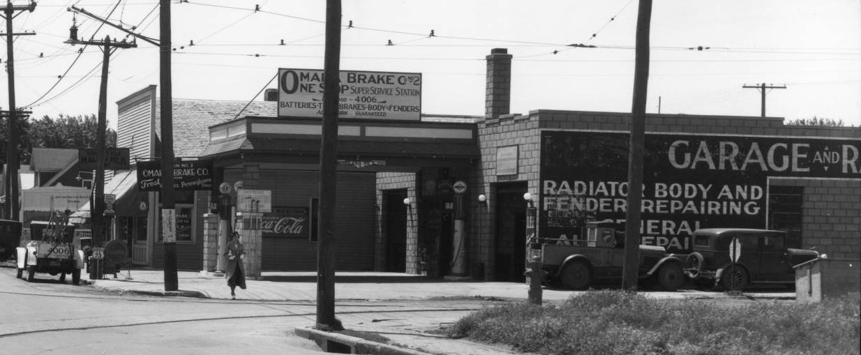 Omaha Brake Company, N 30th and Spaulding