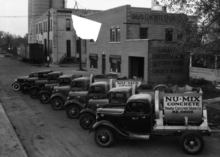 Omaha Concrete Stone Company, 4121 N. 28th Ave., North Omaha, Nebraska
