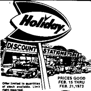 Erikson Holiday Gas Station, 3309 N. 30th St., North Omaha, Nebraska