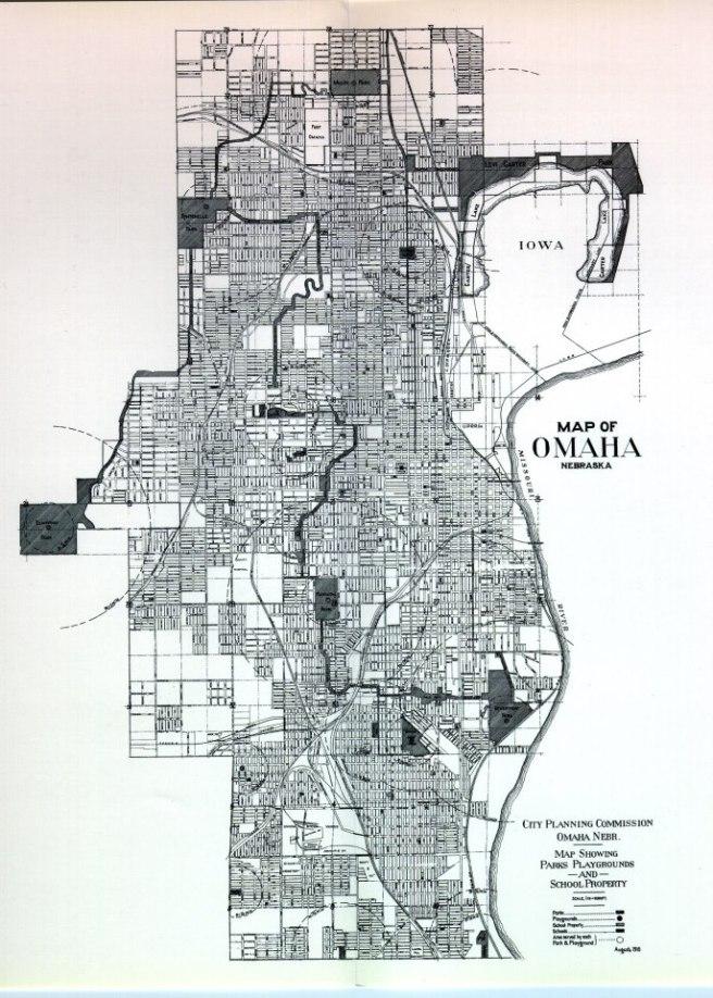 Boulevard System, Omaha, Nebraska