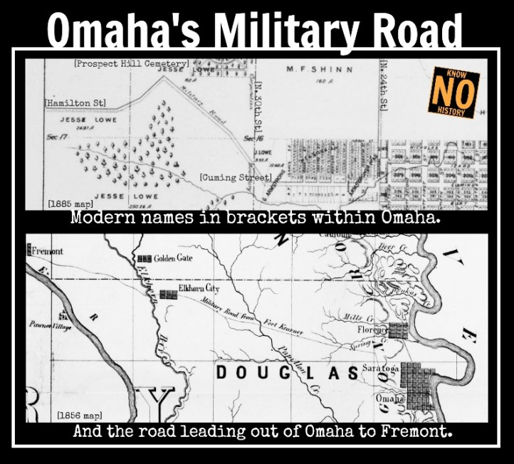 Military Road, North Omaha, Nebraska