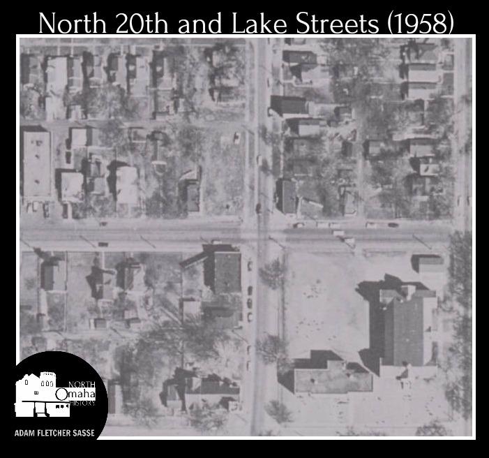 1958 North 20th and Lake Streets, North Omaha, Nebraska