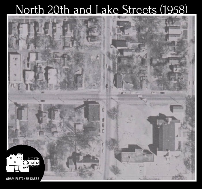 1958 North 20th and Lake Streets, North Omaha, Nebraska