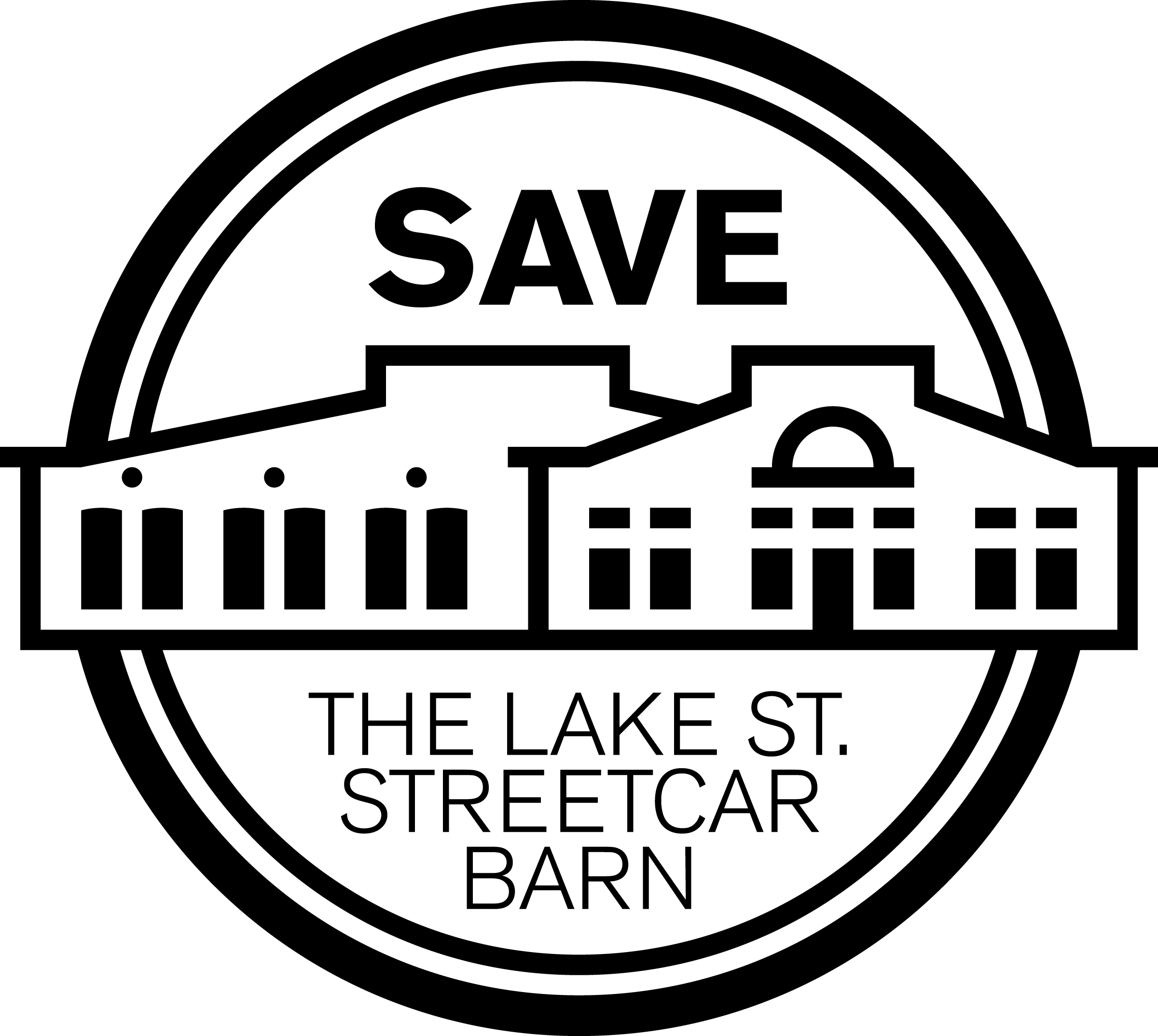 Save the Lake Street Streetcar Barn in North Omaha at 26th and Lake