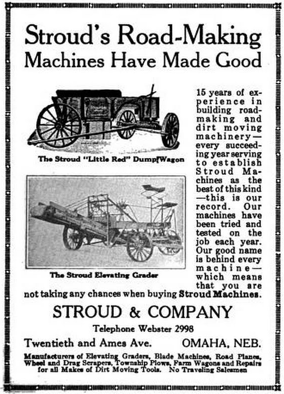 1922 Stroud and Company