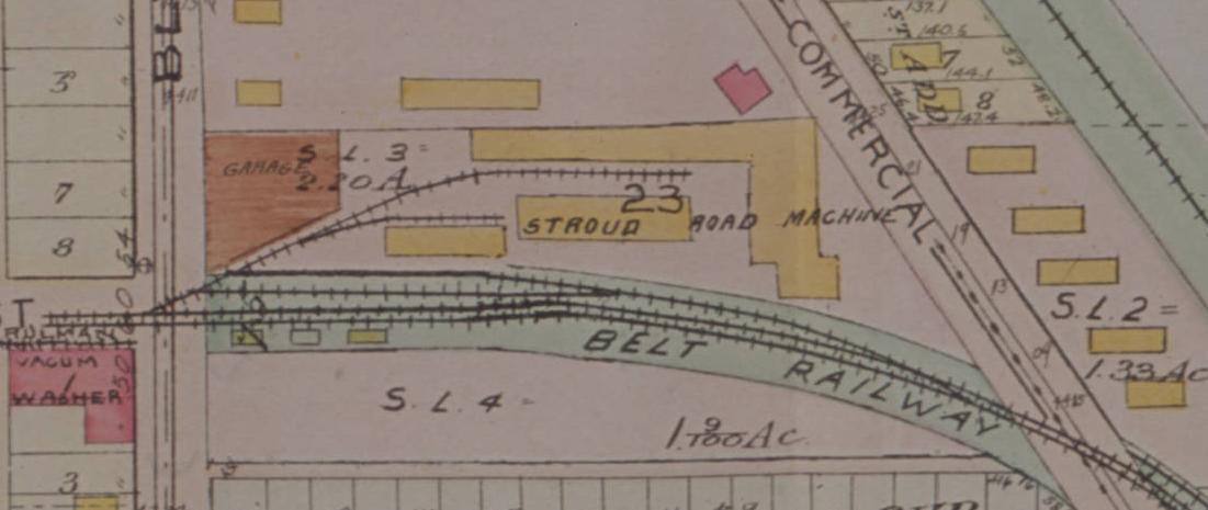 Stroud Company, North Omaha, Nebraska