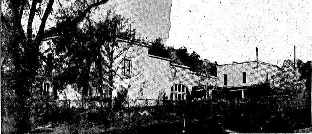 Parker Mansion and Museum, 3012 Vane Street, North Omaha, Nebraska