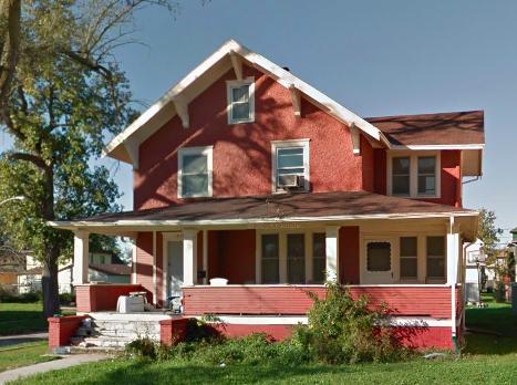 1820 Lothrop Street, North Omaha, Nebraska