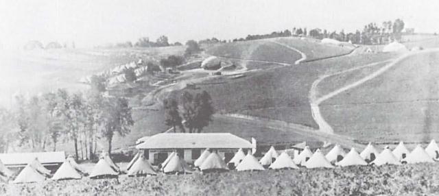 US Army Florence Field, North 30th and Martin Avenue, North Omaha, Nebraska