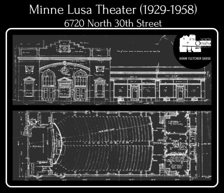 Minne Lusa Theater blueprints