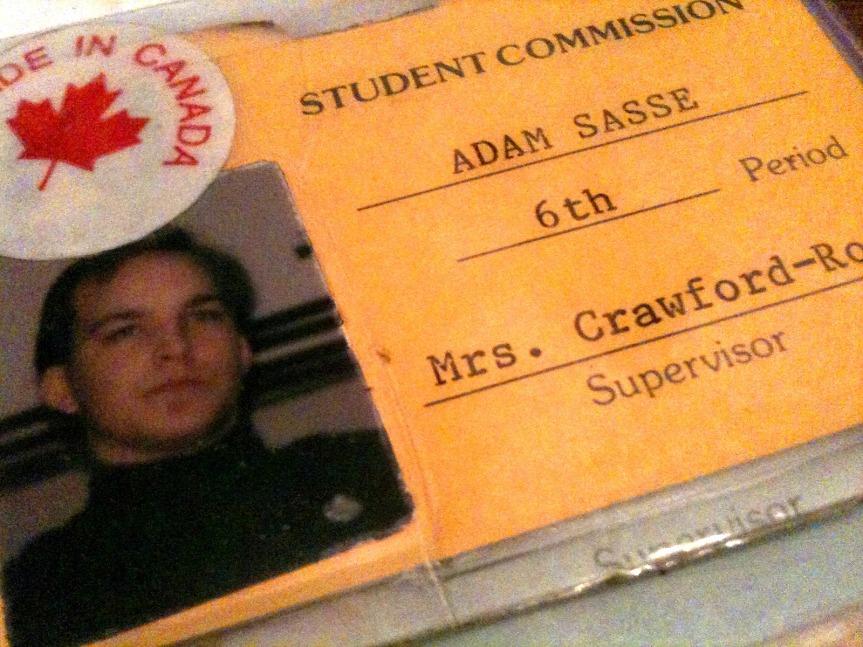 Adam Sasse, North High School, North Omaha, Nebraska