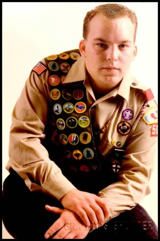 Adam Sasse, Troop 508 picture 1993