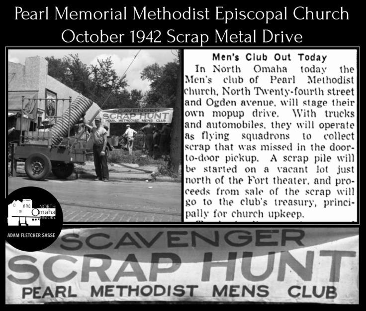 Pearl UMC 1942 Scrap Drive