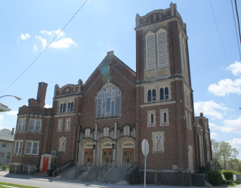 Pearl Memorial United Methodist Church, N. 24th and Ogden Ave., North Omaha, Nebraska