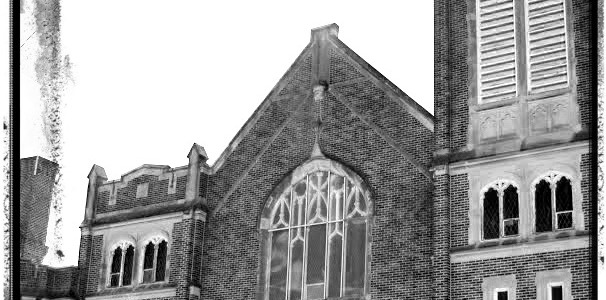 Former Pearl Memorial United Methodist Church, 2319 Ogden Ave, North Omaha, Nebraska