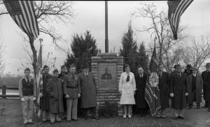 J. J. Pershing Memorial, North Omaha, Nebraska