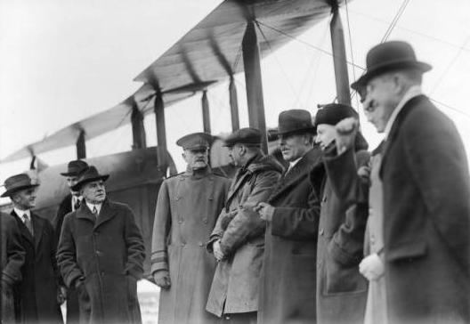 John J. Pershing, Omaha, Nebraska