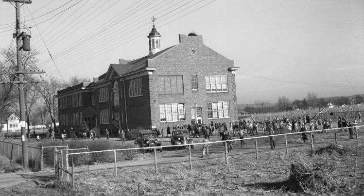 Pershing School, 3009 N. 28th Street East, Omaha, Nebraska
