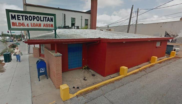Metropolitan Savings and Loan Association, 2739 N 61st St, North Omaha, Nebraska