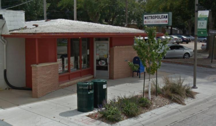 Metropolitan Building and Loan Association, 2739 N 61st St, North Omaha, Nebraska