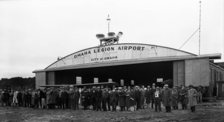 Eppley Airfield, North Omaha, Nebraska