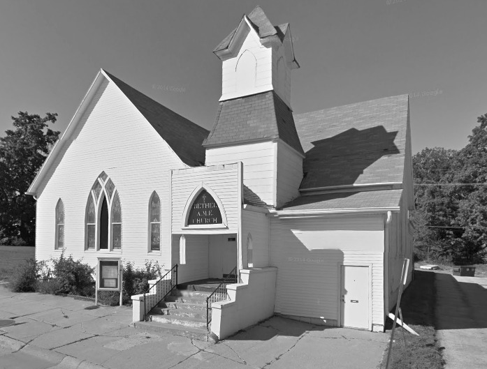 Bethel AME Church, North Omaha, Nebraska