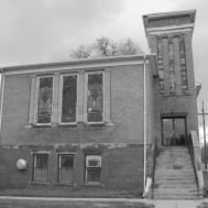 Norwegian-Danish Evangelical Lutheran Church, aka Cleaves Temple CME Church, North Omaha, Nebraska