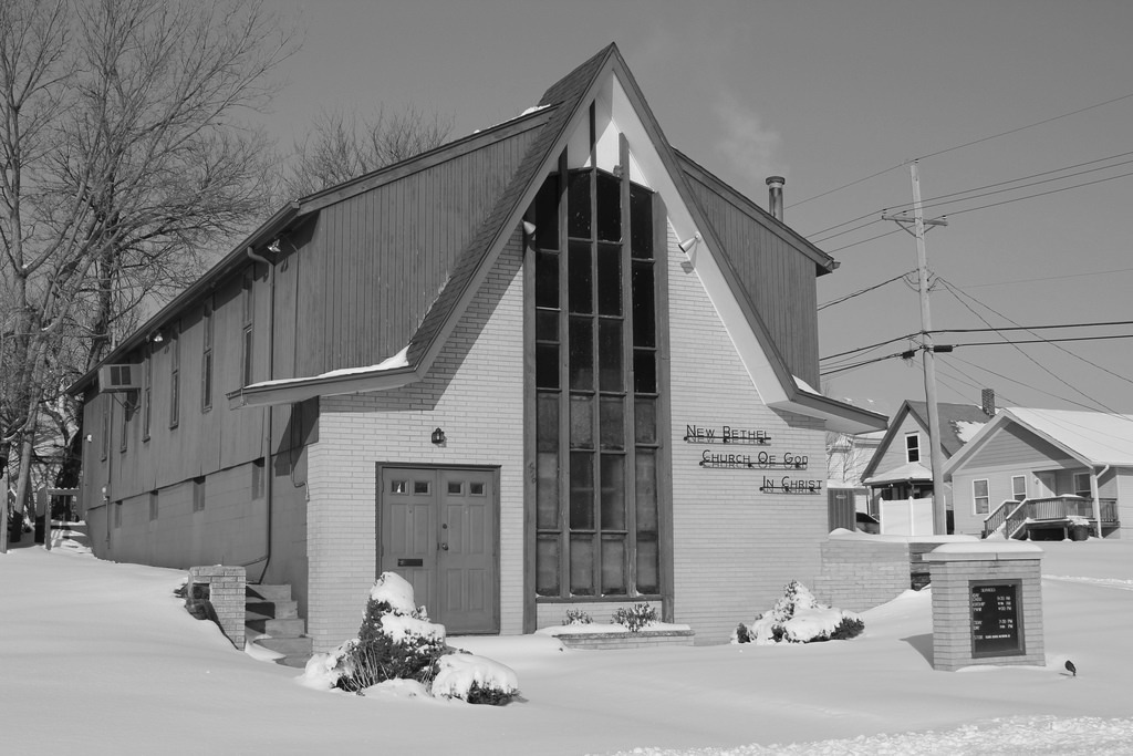 New Bethel Church of God in Christ, 1710 N. 25th St., North Omaha, Nebraska