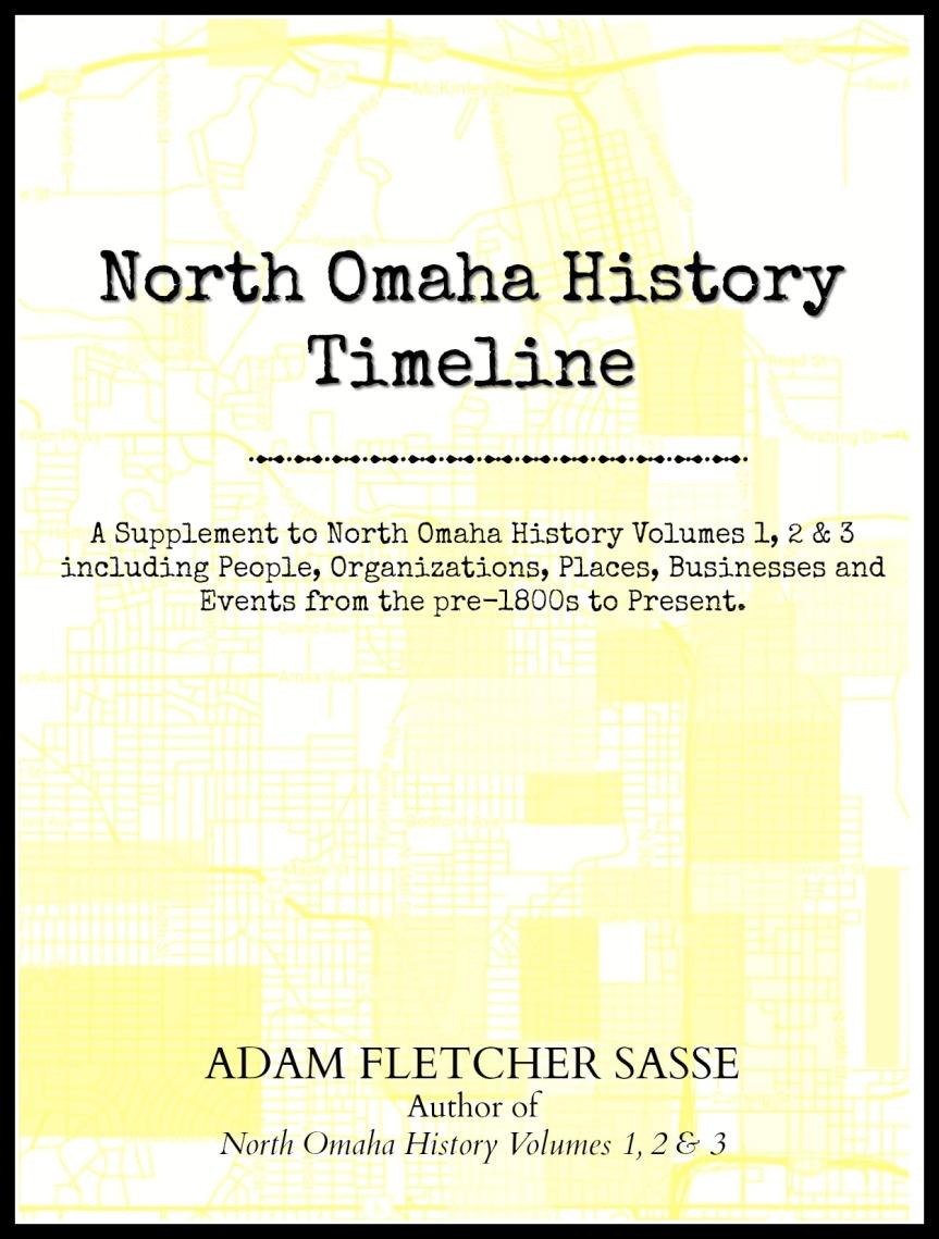 North Omaha HistoryTimeline
