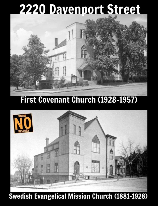 First Covenant Church, North Omaha, Nebraska