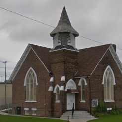 Scandinavian Seventh Day Adventist Church, North Omaha, Nebraska