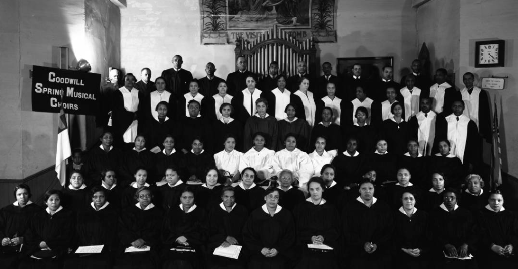 Goodwill Spring Musical Choirs, North Omaha, Nebraska