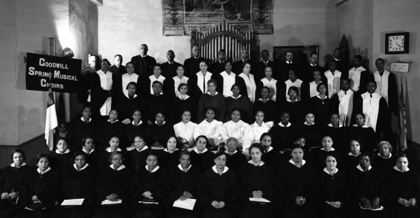Goodwill Spring Musical Choirs, North Omaha, Nebraska