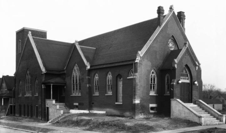Salem Baptist Church, 2120 Seward Street, North Omaha, Nebraska