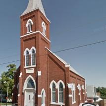 Hope Lutheran Church, 2723 North 30th Street, North Omaha, Nebraska